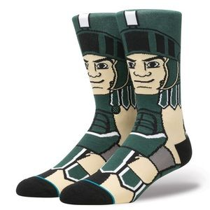STANCE Men's Michigan St Sparty Size L